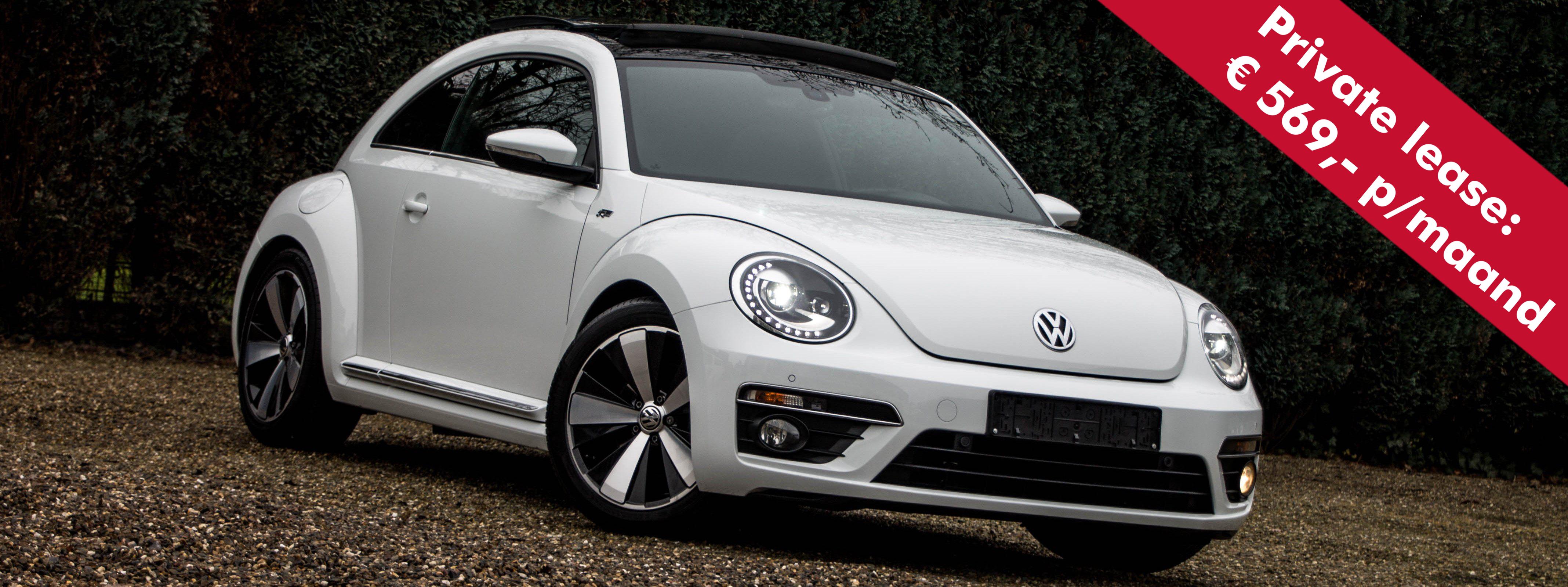 Stijlvol en sportief, Volkswagen Beetle R-Line